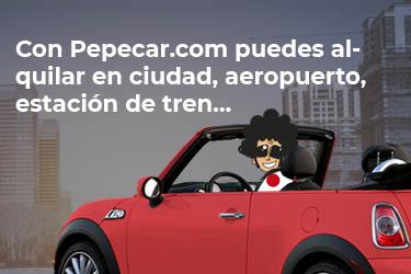 claim 03_Con Pepecar.com puedes alquilar en ciudad, aeropuerto, estación de tren_375x250