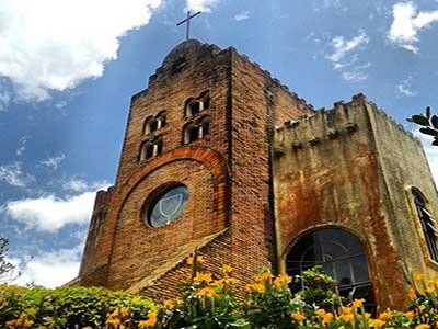 Iglesia en Caleruega