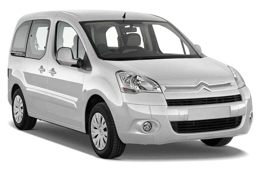 Coche Citroën Berlingo.