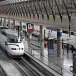 estación de trenes de Sevilla Santa Justa