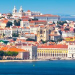 Portugal's capital is also the westernmost point on the European continent. On the shores of the Atlantic, it becomes a northern port for the Tagus River.
