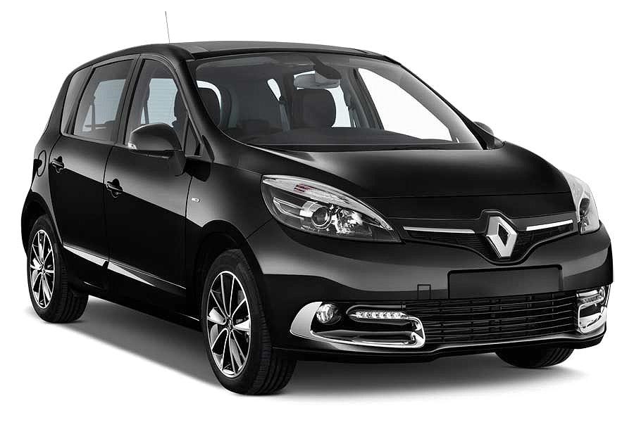 Coche Renault Scenic.